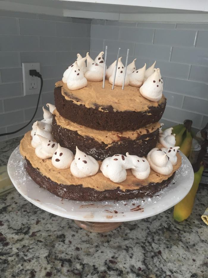 Damian's cake